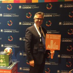 UN Global Compact Leaders Summit 2017 | ACTUARIA