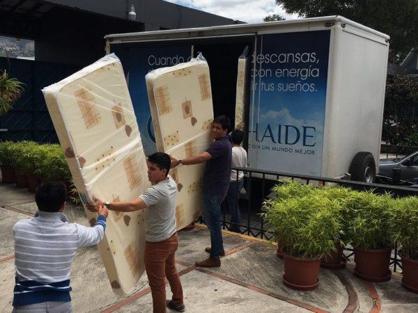 Donaciones Terremoto | ACTUARIA