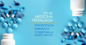 Ley de Medicina Prepagada   ACTUARIA