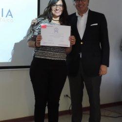 Ganadora 1er lugar concurso EmbajadorDelCambio - Igualdad de Género