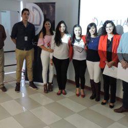 Ganadores 2do lugar concurso EmbajadorDelCambio - Igualdad de Género