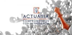 Certificado de Gestión de Calidad ISO9001 2015   ACTUARIA