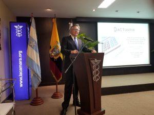 Conferencia Cámara de Comercio Guayaquil   ACTUARIA