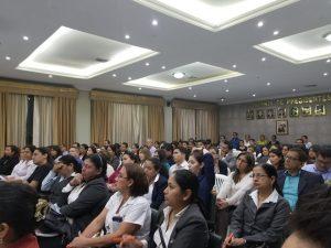 Charla Colegio de Contadores del Guyas y del Ecuador