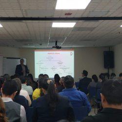 Charla Colegio de Ingenieros Comerciales del Guayas
