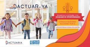 ACTUAR por la equidad: Análisis estadístico de participación laboral | ACTUARIA