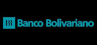 Logo Banco Bolivariano